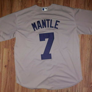 Majestic Mickey Mantle New York Yankees Jersey XL